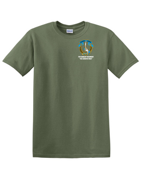 7th Cavalry Regiment Cotton T-Shirt -Pocket
