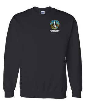 7th Cavalry Regiment Embroidered Sweatshirt