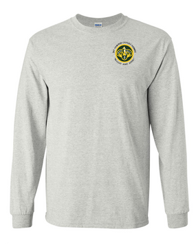 3rd Armored Cavalry Regiment Long-Sleeve Cotton Shirt  -Pocket (C)