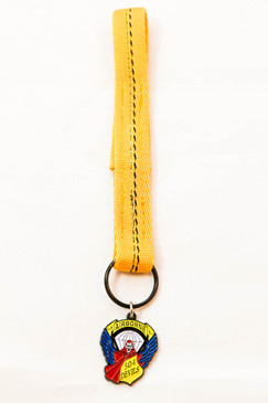 "US Paratrooper ""Basic"" Static Line Key Chain"