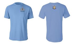 1-17th Cavalry (Crest) Master Blaster Moisture Wick Shirt