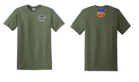 3-73rd Armor Senior Paratrooper Cotton Shirt