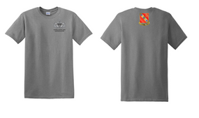319th Airborne Field Artillery Master Blaster Cotton Shirt