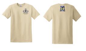 82nd Aviation Brigade Master Paratrooper Cotton Shirt