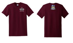 82nd Aviation Brigade Senior Jumpmaster Cotton Shirt
