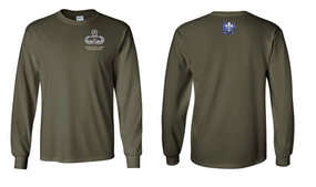 82nd Hqtrs & Hqtrs Battalion Master Blaster Long-Sleeve Cotton Shirt