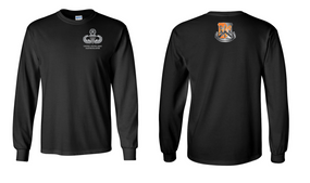 82nd Signal Battalion Master Blaster Long-Sleeve Cotton Shirt