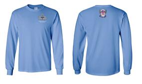 501st Parachute Infantry Regiment Master Paratrooper Long-Sleeve Cotton Shirt