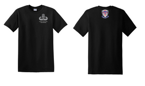 501st Parachute Infantry Regiment Master Paratrooper Cotton Shirt
