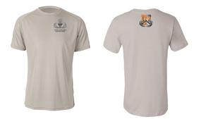 82nd Signal Battalion Master Blaster Moisture Wick Shirt