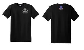187th Regimental Combat Team Master Blaster Cotton Shirt