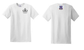 187th Regimental Combat Team Master Paratrooper Cotton Shirt