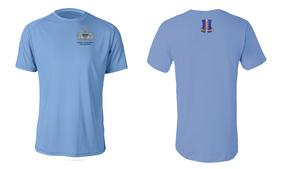 187th Regimental Combat Team Master Paratrooper Moisture Wick Shirt