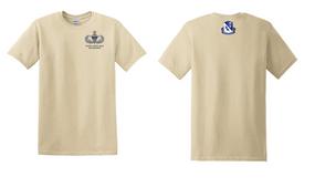 507th Parachute Infantry Regiment Senior Paratrooper Cotton Shirt