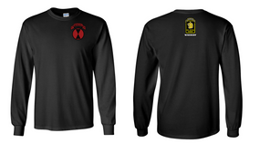 27th Infantry Regiment  Long-Sleeve Cotton Shirt (P)