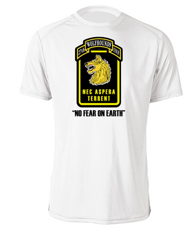 27th Infantry Regiment Moisture Wick T-Shirt (FF)