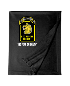 Wolfhounds Embroidered Dryblend Stadium Blanket