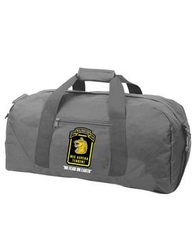 Wolfhounds Embroidered Duffel Bag
