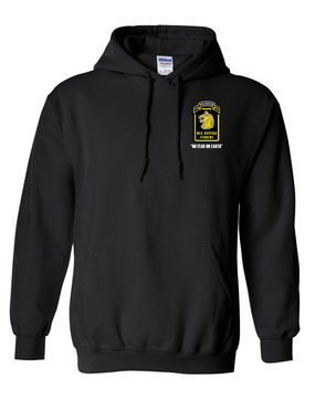 Wolfhounds Embroidered Hooded Sweatshirt
