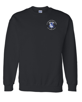 507th Parachute Infantry Regiment Embroidered Sweatshirt