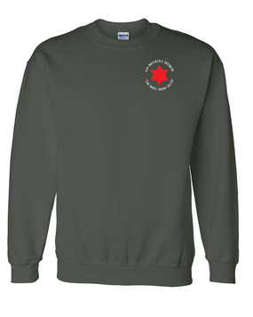 6th Infantry Division Embroidered Sweatshirt (C)