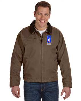 173rd Airborne Brigade Embroidered DRI-DUCK Outlaw Jacket
