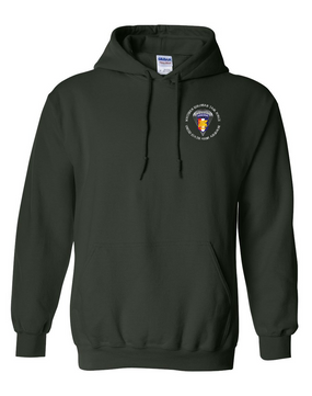 Southern European Task Force SETAF Embroidered Hooded Sweatshirt