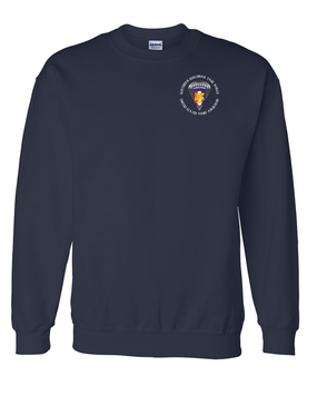Southern European Task Force SETAF Embroidered Sweatshirt
