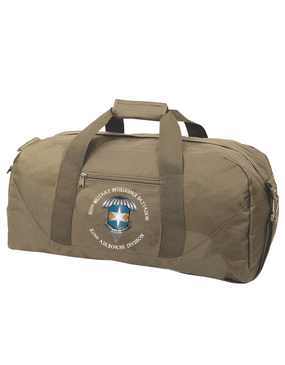 313th MI Battalion Embroidered Duffel Bag-M