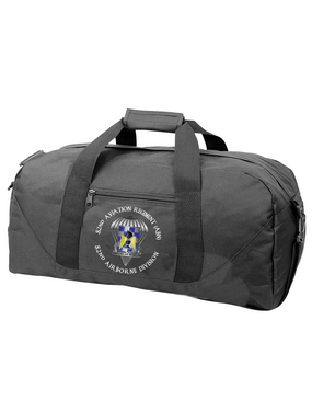 82nd Aviation Brigade Embroidered Duffel Bag-M