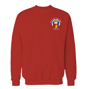 504th Parachute Infantry Regiment Embroidered Sweatshirt-M