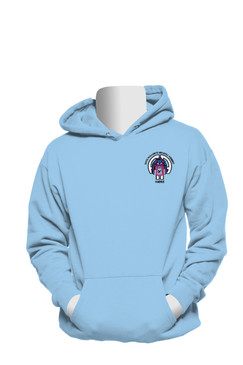 505th Parachute Infantry Regiment Embroidered Hooded Sweatshirt-M
