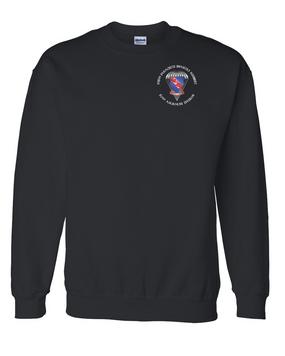 508th PIR Embroidered Sweatshirt-M