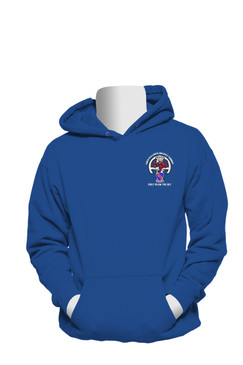 508th Parachute Infantry Regiment Embroidered Hooded Sweatshirt-M