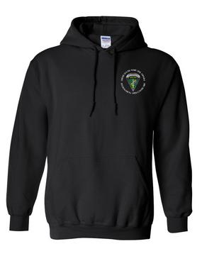 U.S. Army Civil Affairs Embroidered Hooded Sweatshirt
