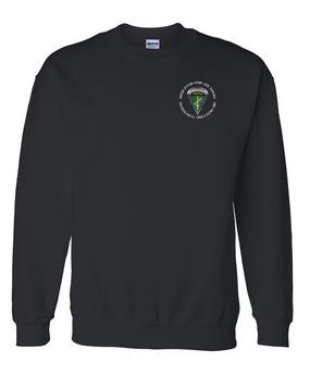 US Army Civil Affairs Embroidered Sweatshirt