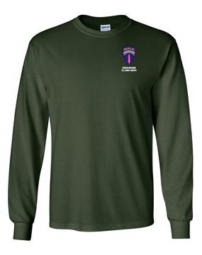 Berlin Brigade Long-Sleeve Cotton T-Shirt