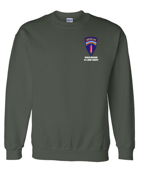 Berlin Brigade Embroidered Sweatshirt
