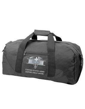 Expert Field Medical Badge (EFMB) Embroidered Duffel Bag
