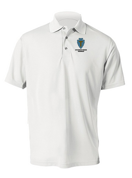 36th Infantry Division Embroidered Moisture Wick Shirt