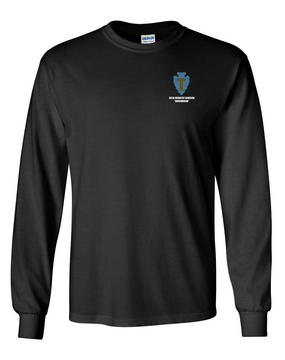 36th Infantry Division Long-Sleeve Cotton T-Shirt