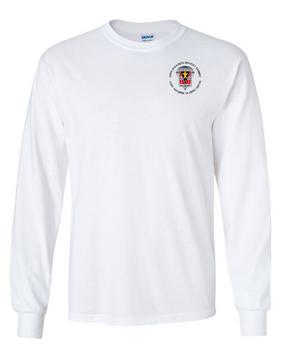 509th JRTC Long-Sleeve Cotton T-Shirt