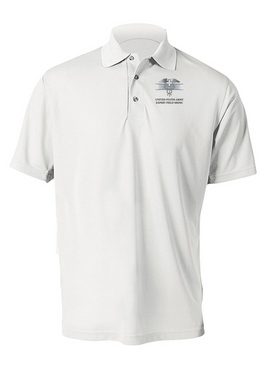 Expert Field Medical Badge (EFMB) Embroidered Moisture Wick Shirt