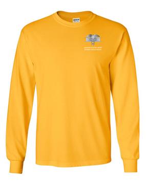 Expert Field Medical Badge (EFMB) Long-Sleeve Cotton T-Shirt