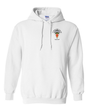 4th Brigade Combat Team (Airborne) Embroidered Hooded Sweatshirt (PARA)