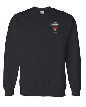 4th Brigade Combat Team (Airborne) Embroidered Sweatshirt-(Para)