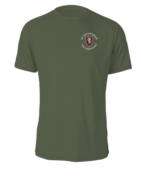 1st Aviation Brigade (C) Cotton Shirt