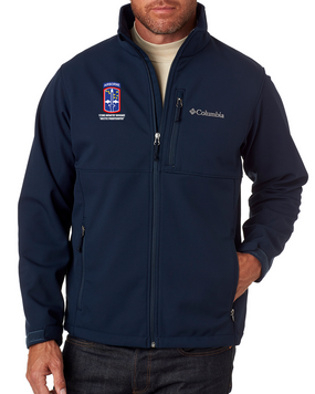 172nd Infantry Brigade (Airborne) Embroidered Columbia Ascender Soft Shell Jacket