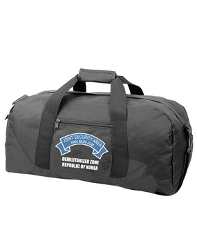 Joint Security Area (JSA) Embroidered Duffel Bag