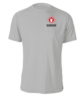 20th Engineer Brigade Cotton Shirt
